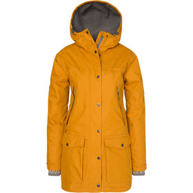Varg Åre Parka Jacket Women meri gold